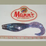 Mann\'s Ripper Action Shad 120 mm M-075 EG 1szt.