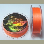Plecionka MIKADO NIHONTO FINE BRAID 0,20mm 150m ORANGE